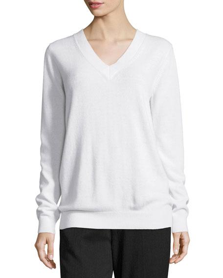 Vince Vee Lightweight Cashmere Sweater
