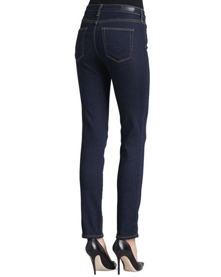 Prima Mid-Rise Cigarette Jeans, Delight