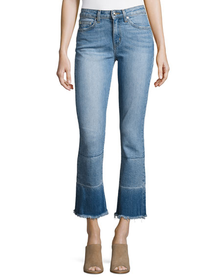 Derek Lam 10 Crosby Jane Jeans & Striped