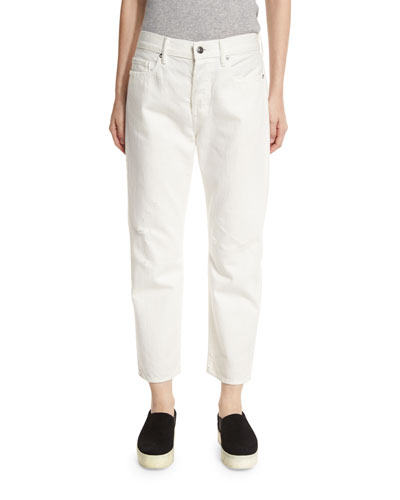 1961 Union Slouch Jeans, White
