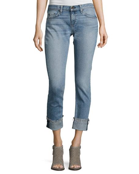 Dre cropped slim boyfriend jeans Rag & Bone Big Discount For Nice Sale Online Discount 2018 New jm61fB1y