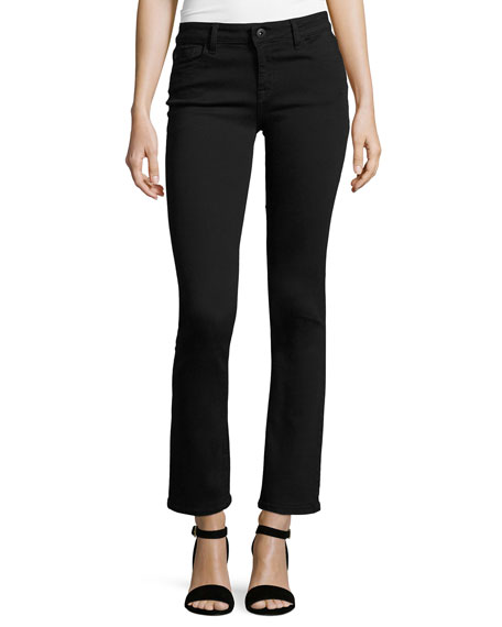 DL1961 Premium Denim Mara Instasculpt Cropped Straight Jeans,