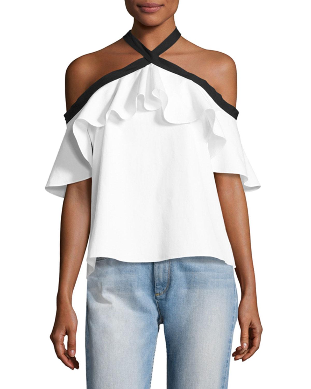 c103971a553 Alice + Olivia Tasha Jeans & Alyssa Top & Matching Items | Neiman Marcus