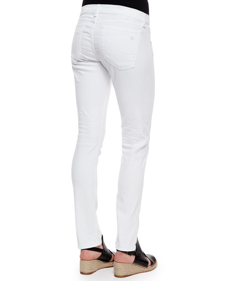 Rag & Bone The Dre Aged Skinny Jeans