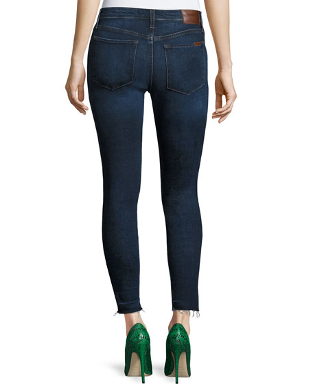The Charlie Cropped Skinny Jeans, Kennide
