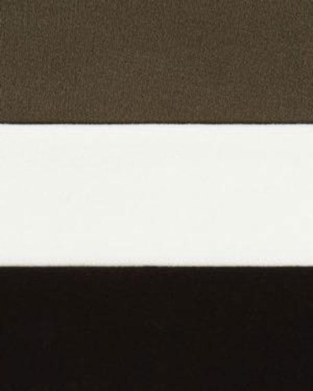 Half-Sleeve Silk Jersey Blouse