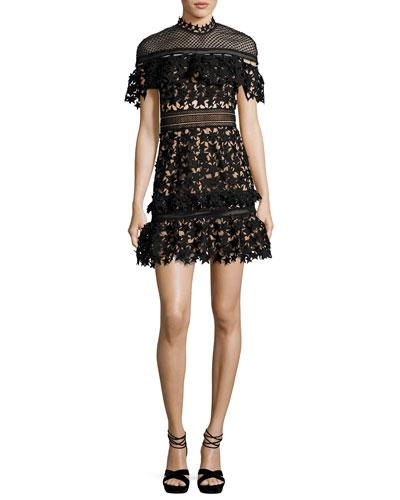 Fashionable evening dresses