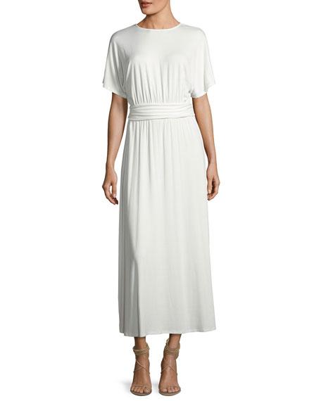 Asta Belted Maxi Dress