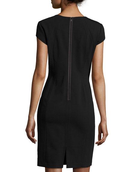 Dixon Short-Sleeve Dress