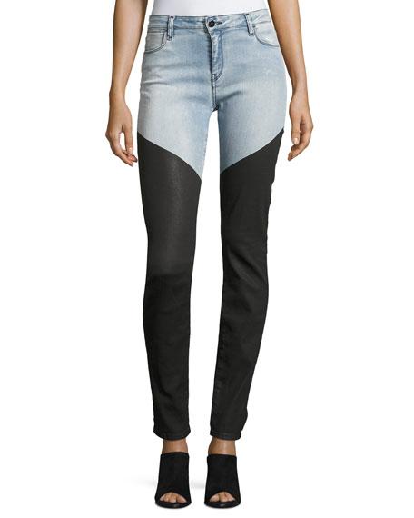 Brockenbow Artemis Cavalier Skinny Emma Jeans, Indigo
