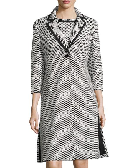Polka Dot Jacket w/ Dress