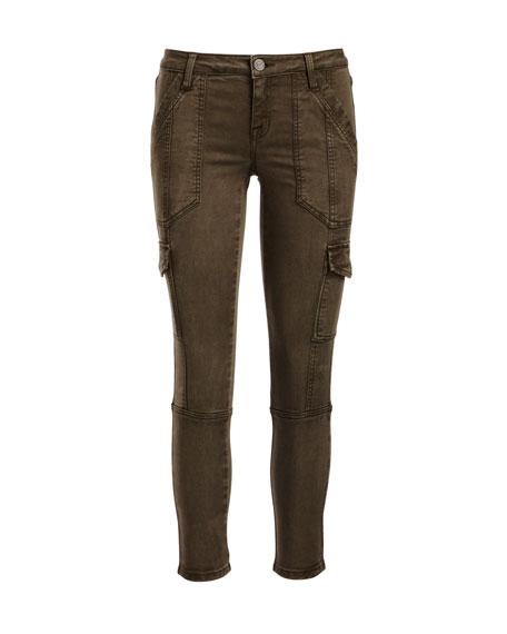 Okana Skinny Cargo Pants