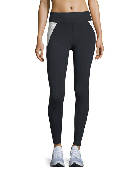 Heroine Sport Riding Pant Mesh Performance Leggings