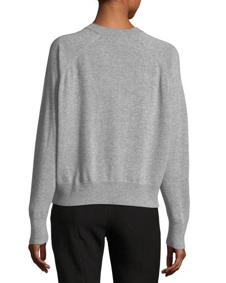 Rhett Classic Boat-Neck Cashmere Sweater