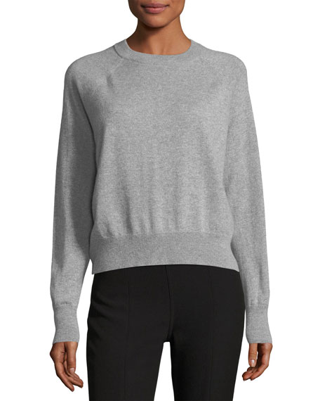 Elizabeth and James Rhett Classic Boat-Neck Cashmere Sweater