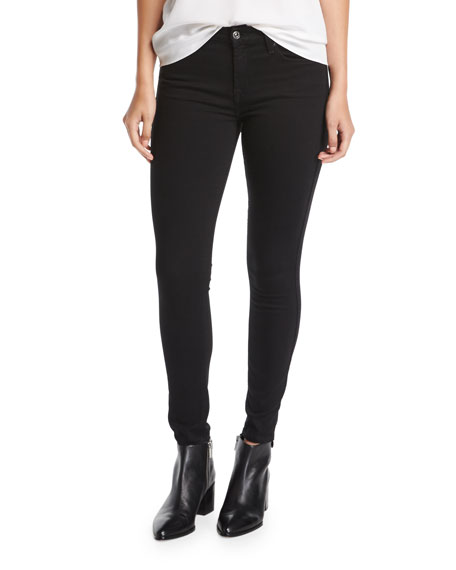 7 For All Mankind B(Air) High-Rise Ankle Skinny