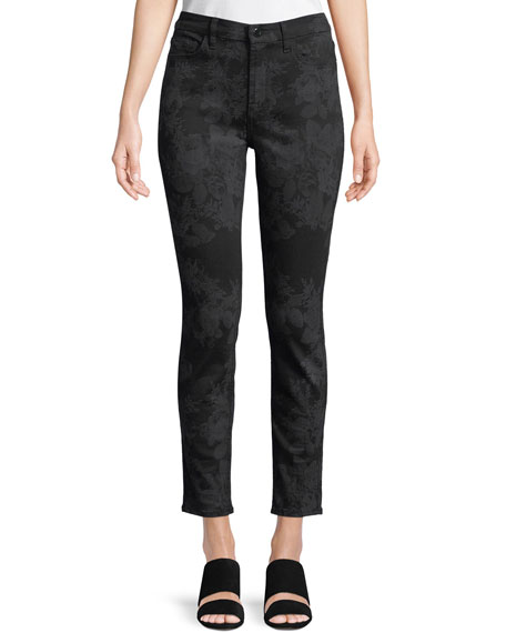 Jen7 by 7 for All Mankind Valencia Floral