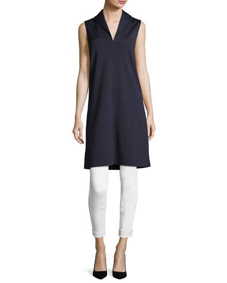Milano Knit A-line Tunic Dress