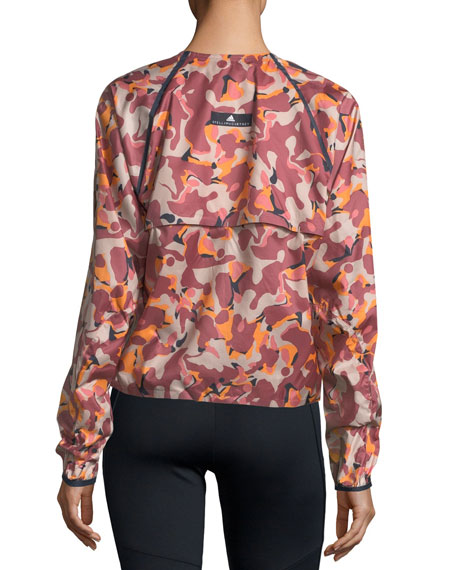 Adizero Printed Lightweight Running Jacket