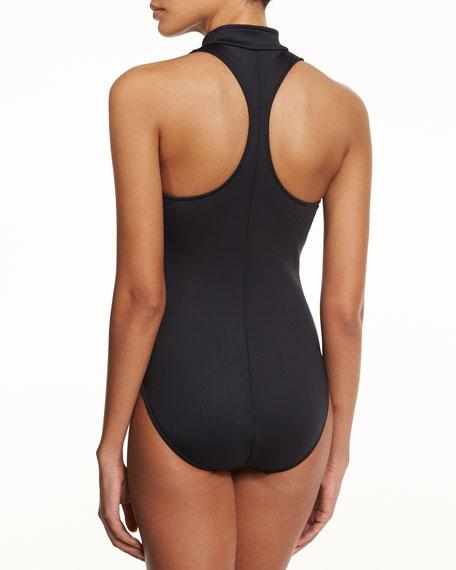 Coco Scuba One-Piece Swimsuit