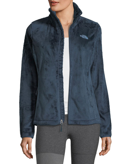 The North Face Osito Zip-Front Fleece Performance Jacket,
