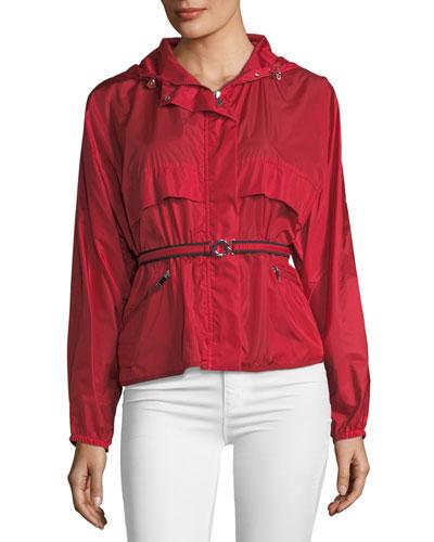 Jais Belted Utility Jacket