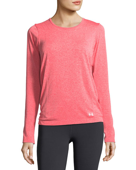 Threadborne Long-Sleeve Seamless Performance Top