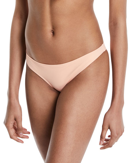 Solid and Striped The Fiona Solid Hipster Swim Bikini Bottom