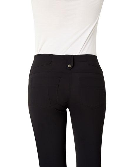 Skyler Five-Pocket High-Rise Pants