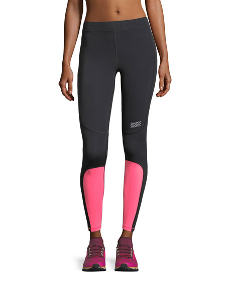 Monreal London Sprinter Colorblocked Performance Leggings