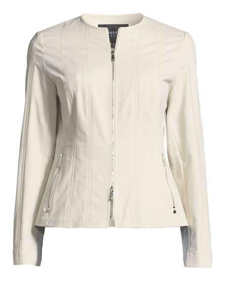 Courtney Fundamental Bi-Stretch Jacket