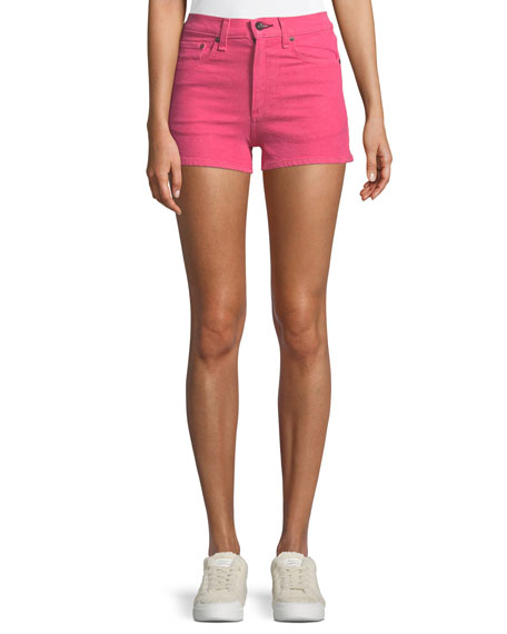 Justine Slim Fit Denim Shorts by Rag & Bone/Jean