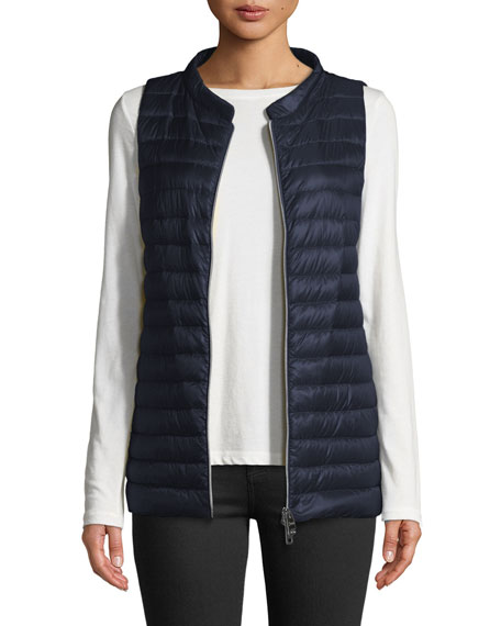 Herno Classic Channel-Quilt Nylon Vest