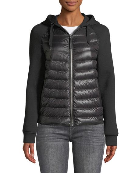 Mackage Yori Combo Jacket w/ Hood