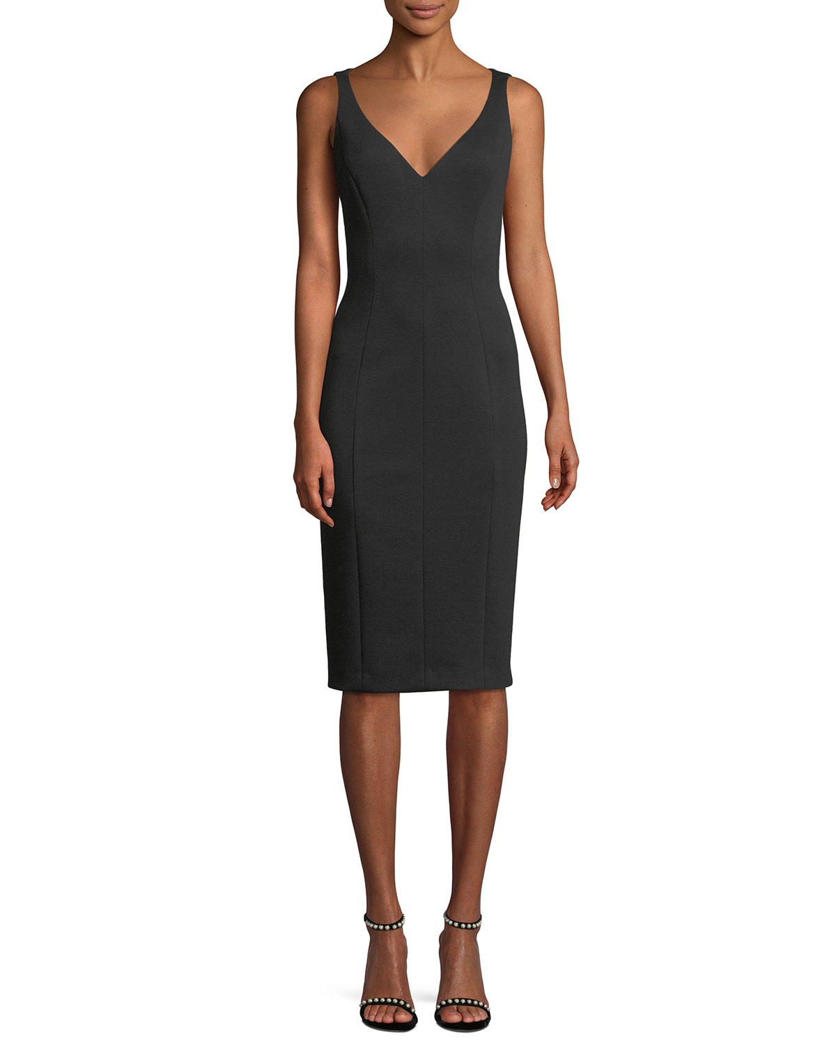 afe9a2b5eea Elie Tahari Reanna Sleeveless Sheath Dress
