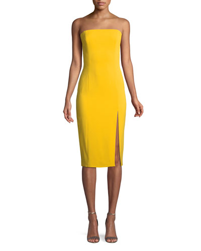 Thompson Strapless Sheath Dress