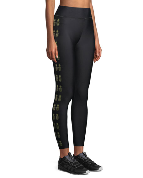 Ultracor Ultra High Flash Pineapple Leggings