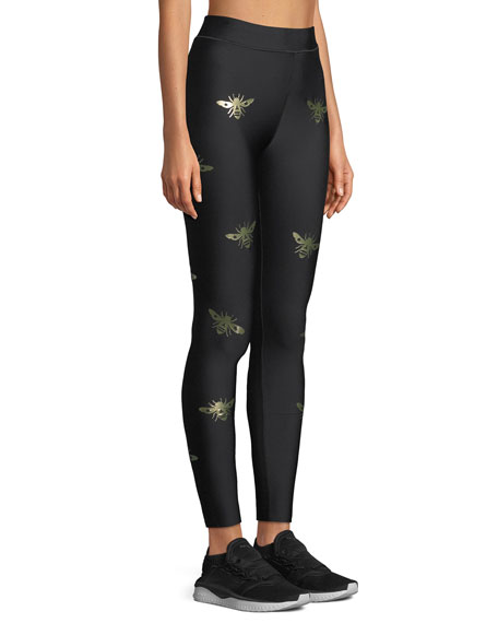 Ultra Bee High-Rise Performance Leggings