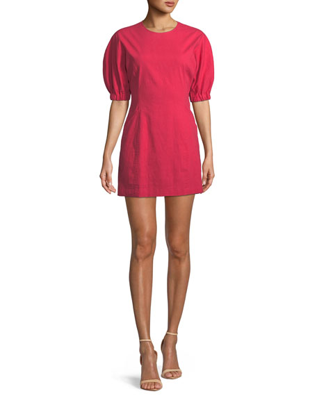 Womens Valenti Minidress A.L.C. Sale Best Place Exclusive Sale Online Hp91zYHFc