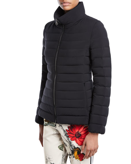 Guillemot Channel-Quilted Puffer Jacket