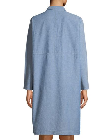 Kyrie Artisan Chambray Shirt