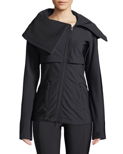 Lady Lugano Zip-Front Jacket