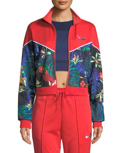NSW FZ Hyper Femme Track Jacket