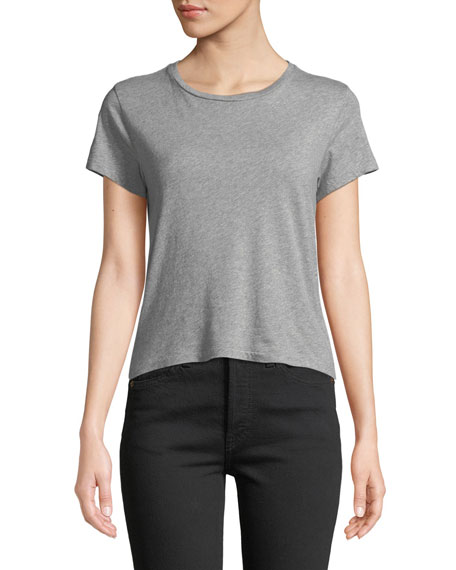 RE/DONE The Classic Short-Sleeve Crewneck Tee