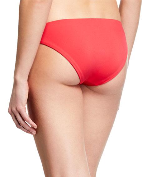 Kisuii Hipkini Side-Tie Swim Bikini Bottom