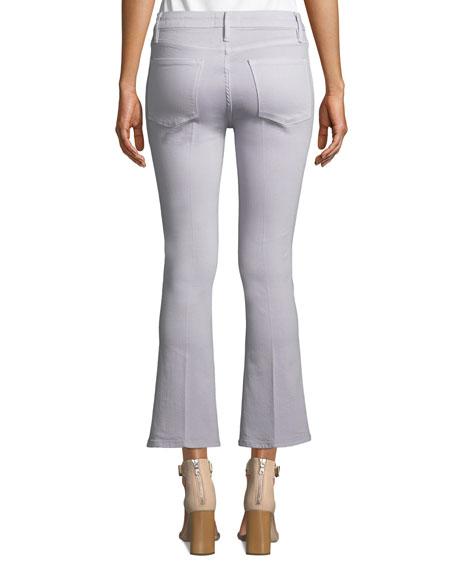 FRAME Le Crop Mini Boot-Cut Jeans