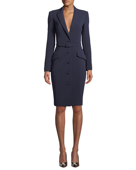 Badgley Mischka Collection EXCL JACKET DRESS