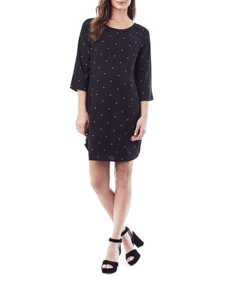 Loyal Hana Nursing Layla 3/4-Sleeve Dress