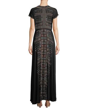 10e4f67ca505 Plus Size Designer Dresses at Neiman Marcus