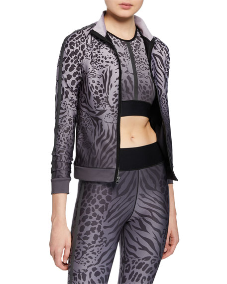 Ultracor ATOMIC PANTHERA PRINT JACKET